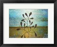 Contemporary Florals 2 Framed Print