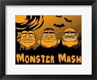 Framed Monster Mash
