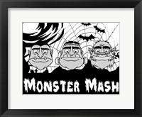 Framed Monster Mash 2