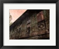 Framed Vintage Station