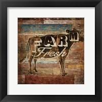 Framed Farm Fresh