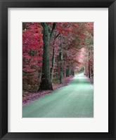 Hudson Byway 1 Framed Print