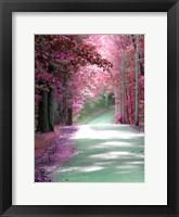Hudson Byway 4 Framed Print