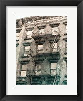 City Escapes 1 Framed Print