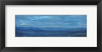 Infinite Ocean 1 Framed Print