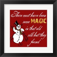 Framed Christmas Magic