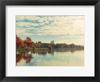 Framed Dows Lake