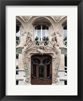 Door Rapp Framed Print