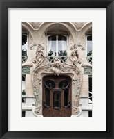Framed Door Rapp