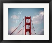 Framed SF Lost