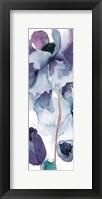 Icy Petals 2 Framed Print