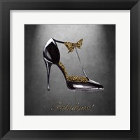 Fashion 3 Framed Print