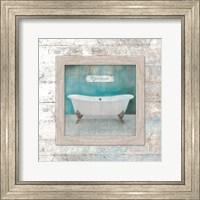 Framed Framed Aqua Bath