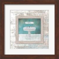 Framed Framed Aqua Bath Sink