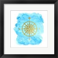 Framed Compass