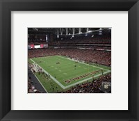 Framed University of Phoenix Stadium 2015