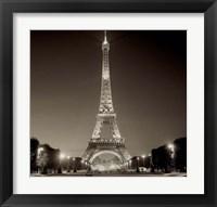 Framed Tour Eiffel I