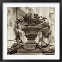 Giardini Italiano II Framed Print
