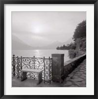 Framed Lake Vista I