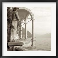 Giardini Italiano IV Framed Print