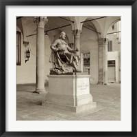 Lucca II Framed Print