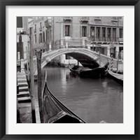 Venezia III Framed Print