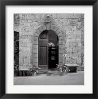 Tuscany I Framed Print