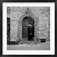 Framed Tuscany I