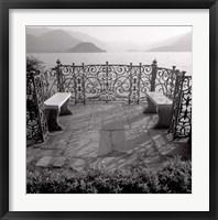 Framed Lake Vista II