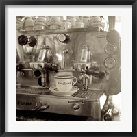 Tuscany Caffe I Framed Print