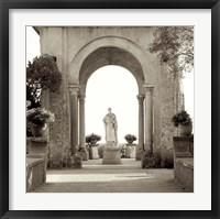 Giardini Italiano V Framed Print