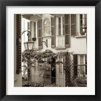 Framed Bellagio I