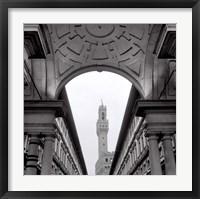 Firenze II Framed Print