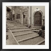 Lombardy I Framed Print