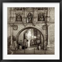 Framed Burgos I