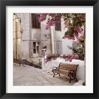 Framed Provence I