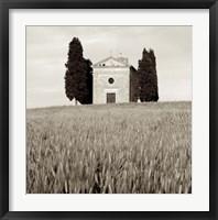 Framed Tuscany IX