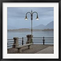 Framed Lake Vista V