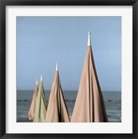 Grosetto Parasol I Framed Print