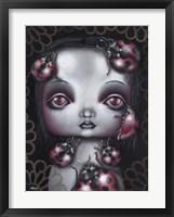 Framed Ladybug Girl