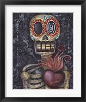 Framed Sacred Heart