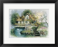 Framed Cottage 1