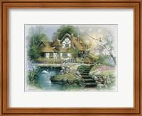 Framed Cottage 1