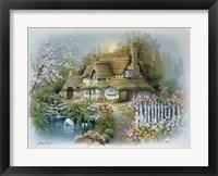 Framed Cottage 2
