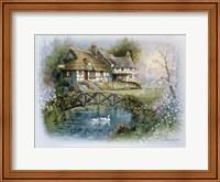 Framed Cottage 3