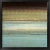 Framed Beauty in Blue II