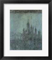 Framed Urban Fog I