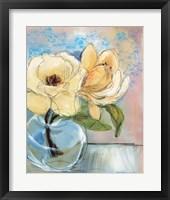 Framed Magnolia Perfection II