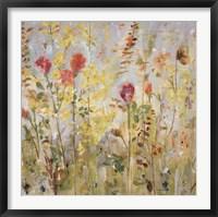 Framed Spring Medley