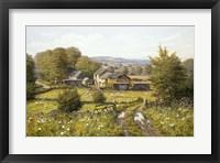 Framed Dale Farm